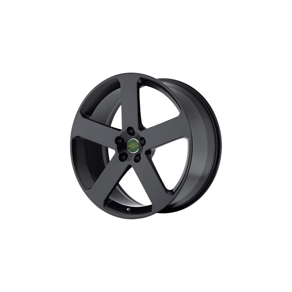 TSW Redbourne Nottingham Matte Black Wheel (22x9.5/5x120mm)