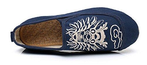 Tianrui Crown Crown Azul Plataforma Tianrui hombre YUzqC