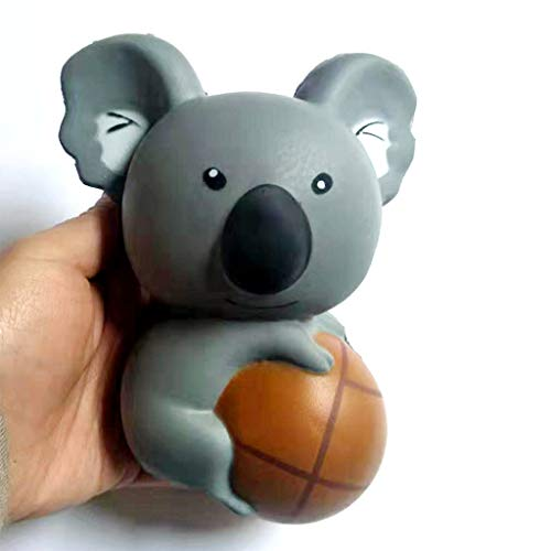 Cyhulu Fruits Scented Slow Rising Squishies Toy, Fashion Kawaii Mini Koala Shaped Squeeze Toys for Kids Adults Stress Relief Gift, Party Birthday Easter Weeding Favors Decoration by Cyhulu (Image #1)