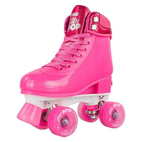 Crazy Skates Adjustable Roller Skates for Girls and Boys -...