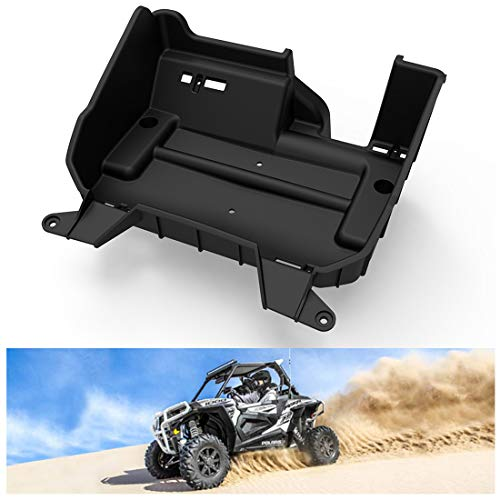 KIWI MASTER Under Hood Extra Storage Box Compatible for 2015-2019 Polaris RZR 900/1000 Organizer Tray (Not Fit Turbo Models) 2882080
