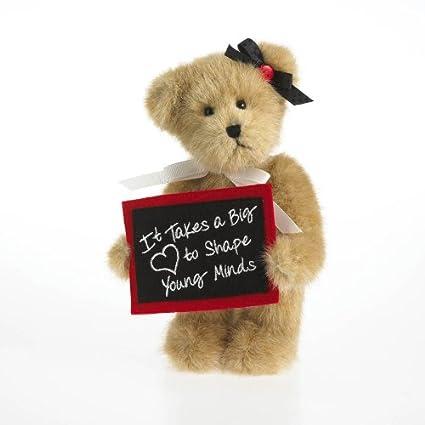 865b5dbdee1 Amazon.com  Boyds Bears Miss Albright Thinkin  of You Teacher Bear ...