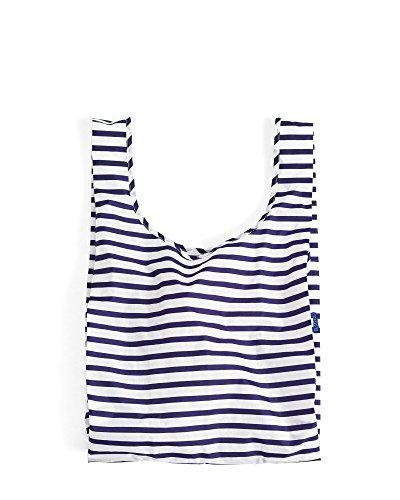 BAGGU Standard Reusable Shopping Bag - Sailor Stripe by BAGGU