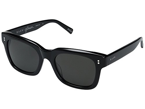 RAEN Optics Unisex Gilman Black - Sunglasses Cambridge