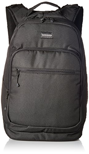 (Quiksilver Men's Schoolie Special Backpack, Black)