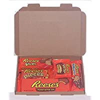 Reese's American Candy Gift Box - Wedding Birthday