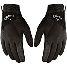New 2019 Callaway Thermal Grip Winter Golf Gloves (1 Pair- Left & Right) with Optimal Warmth Technology