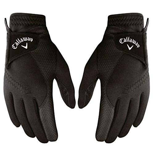 New 2019 Callaway Thermal Grip Winter Golf Gloves (1 Pair- Left & Right) with Optimal Warmth Technology – DiZiSports Store