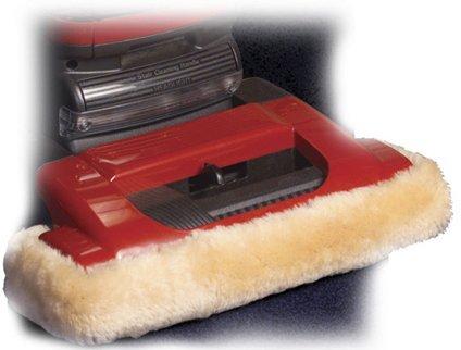 All Natural Lambswool Vacuum Cleaner Bumper Guard - Natural Lambswool