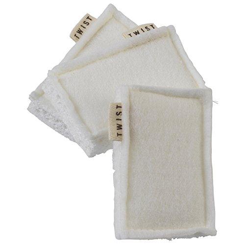 Twist Scrub Sponges(Pack of 3)