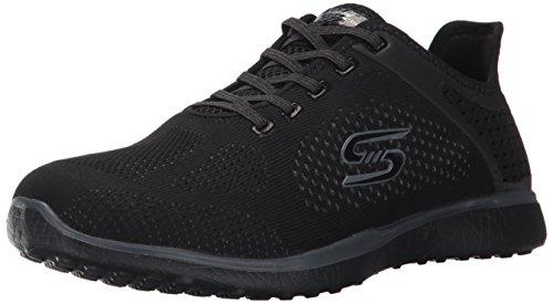 ゲートバーゲン白鳥Skechers Womens Microburst Imagination Low Top Slip On Walking Shoes