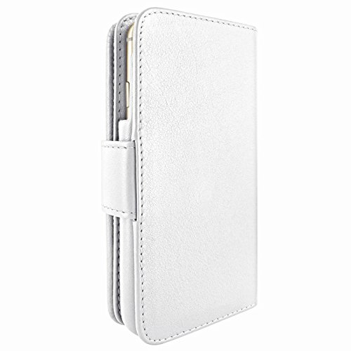 Piel Frama 687W Etui rigide pour iPhone 6 Plus Blanc