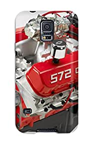 Juliam Beisel's Shop 6222274K45931988 Durable Case For The Galaxy S5- Eco-friendly Retail Packaging(1955 Buick Roadmaster 572)