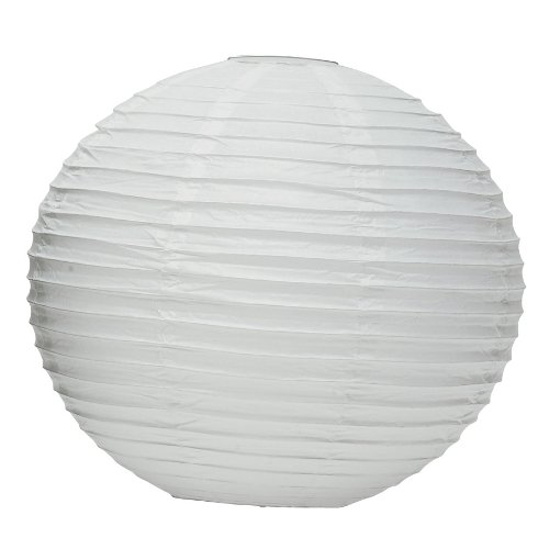 Weddingstar Round Paper Lantern, 20