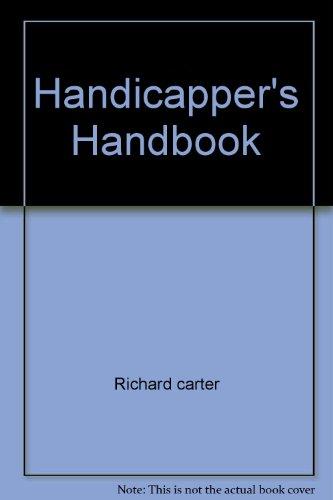 Handicapper's Handbook