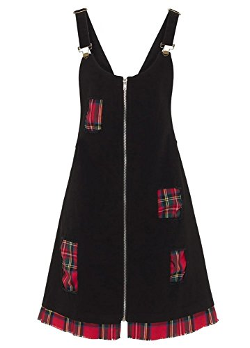 Jawbreaker - Vestido - para mujer negro