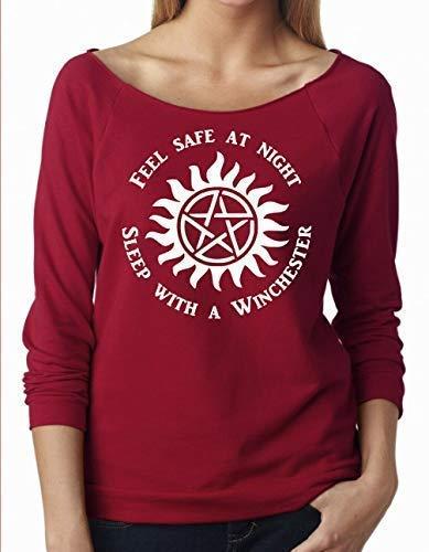 Handmade Products T-Shirts ghdonat.com Womens Supernatural ...