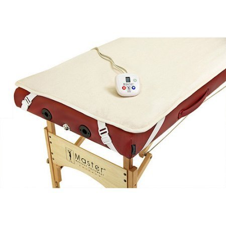 Master Massage UL-Listed Massage Table Warming Pad by Master Massage