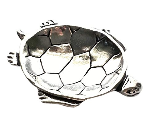 Pewter Turtle - Sea Turtle Small Pewter Trinket Dish