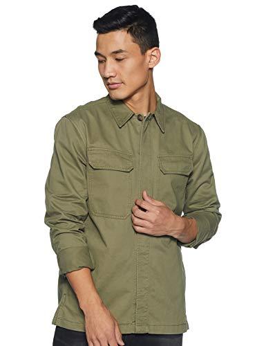 Amazon Brand – Inkast Denim Co. Men Cotton Lightweight Jacket
