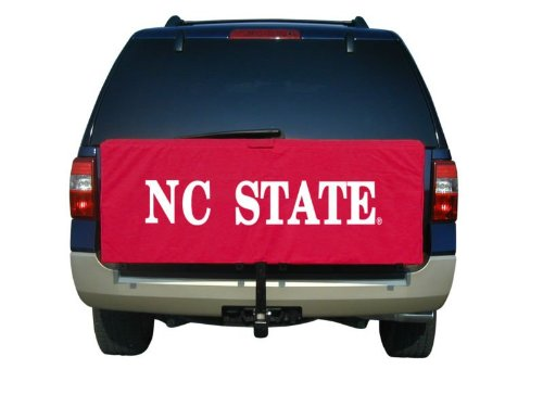 (Rivalry NCAA North Carolina State Wolfpack Tailgate Hitch Seat Cover)