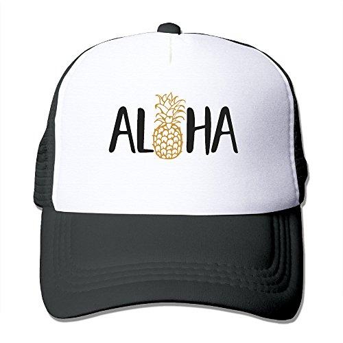 Aloha Beaches Pineapple Baseball Hat