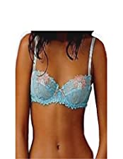 Lise Charmel Bra Flame and Flower Blue