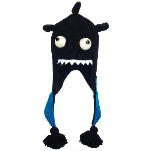 Animal World - Sam the Shark Peruvian Knit