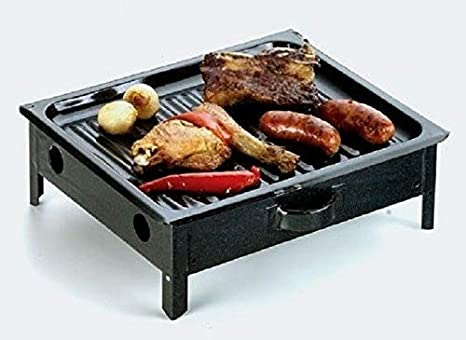 Brasero The Original Table Meat Warmer Made in Argentina - Enameled Finish