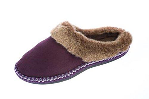 Coolers - Zapatillas de estar por casa para mujer púrpura - Plum