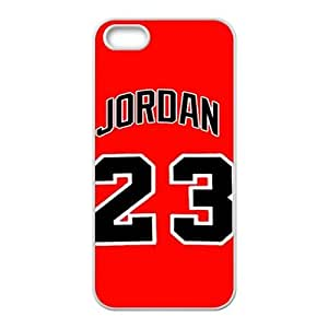 Bulls Jordan Phone Case for Iphone 5s