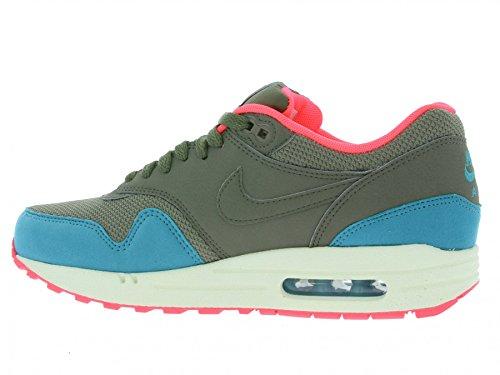 Nike 1 537383, Mænd Lav-top Sneaker Brun (brun / Orange)