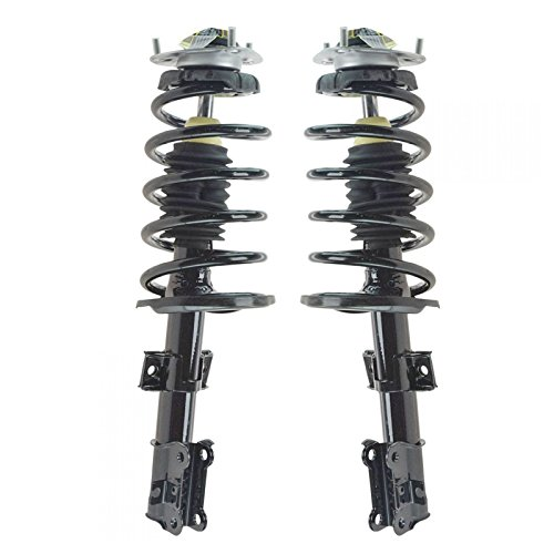 Front Strut & Spring Assemblies LH & RH Pair Set of 2 for 03-14 Volvo XC90