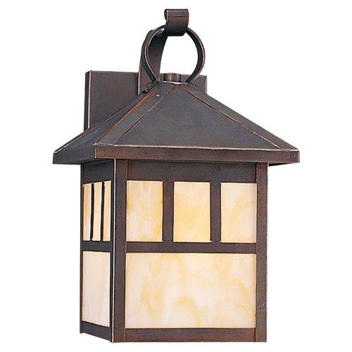 Prairie Style Porch Light in US - 9