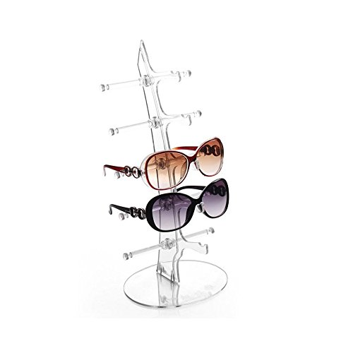 MSmask Eyeglasses Display Stand Sunglasses Rack Holder - Sunglasses Display Suppliers Stand