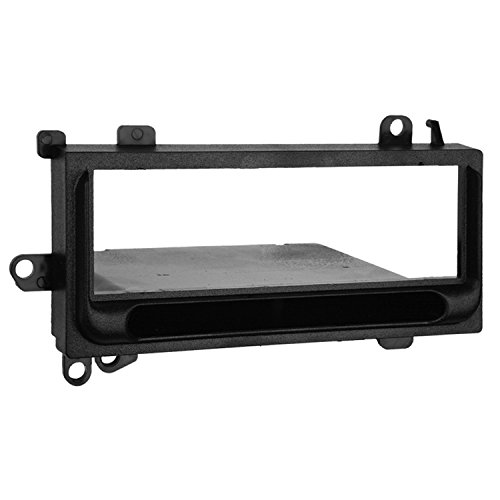 Metra 99-6000 Single DIN Installation Kit for 1974-2003 Chrysler, Dodge, Eagle, Jeep, and Plymouth Vehicles (Quick Shadow Mount)