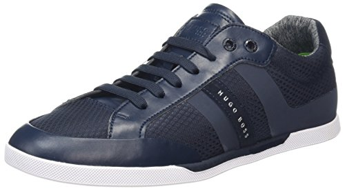 BOSS Athleisure Herren Shuttle_Tenn_Tech Sneaker Blau (Dark Blue)