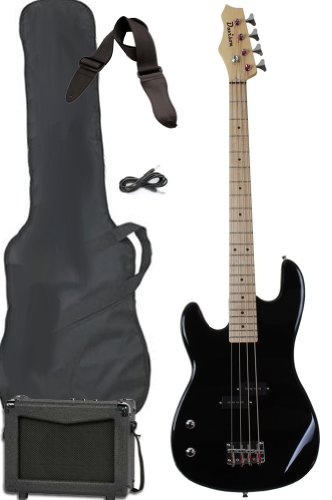Davison Guitars Full Size Electric Bass Guitar Starter Begin