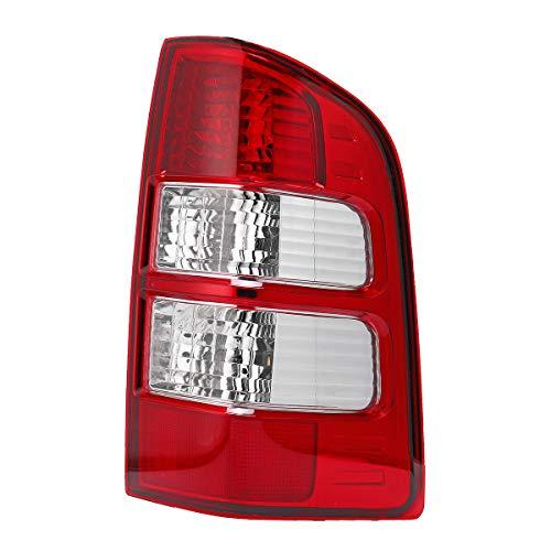 left hand NEW OE Chrome Rear tail back Light Ford Ranger Thunder lamp N//S 2007