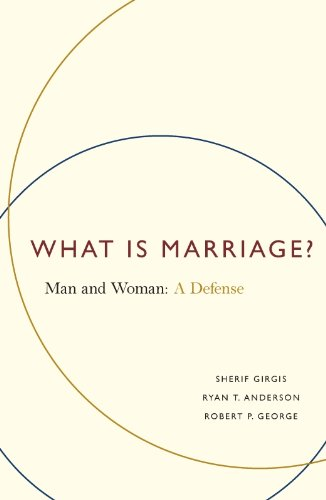 What is marriage man and woman a defense kindle edition by what is marriage man and woman a defense by girgis sherif fandeluxe Gallery