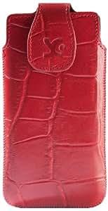 Suncase 42850525 mobile phone case - Fundas para teléfonos móviles Rojo