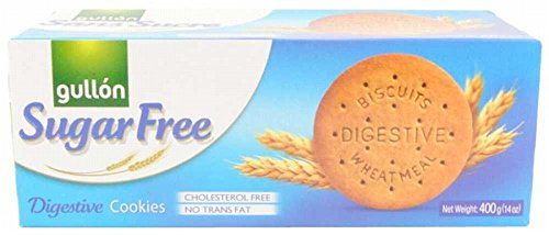 GULLON Sugar Free Digestive Cookie 400g by Gullon