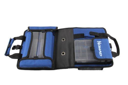 Okuma Nomad Travel Series Compact Folding Jig Bag Terminal Travel Bag