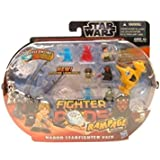 STAR WARS Class II Fighter Pods Figure 8pk - #3