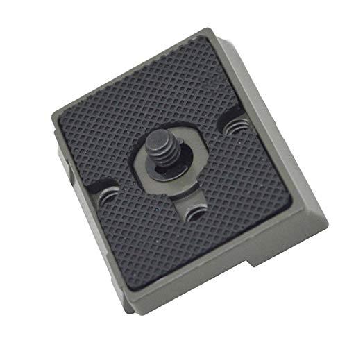 FidgetFidget Tripod Head Quick Release Plate 200PL-14 PL for Manfrotto Bogen
