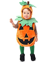 Deluxe Pumpkin Costume Set