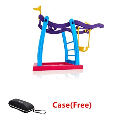 Price comparison product image Playground Swing Stent For Fingerlings Baby Monkey, Gbell (Only Swing)