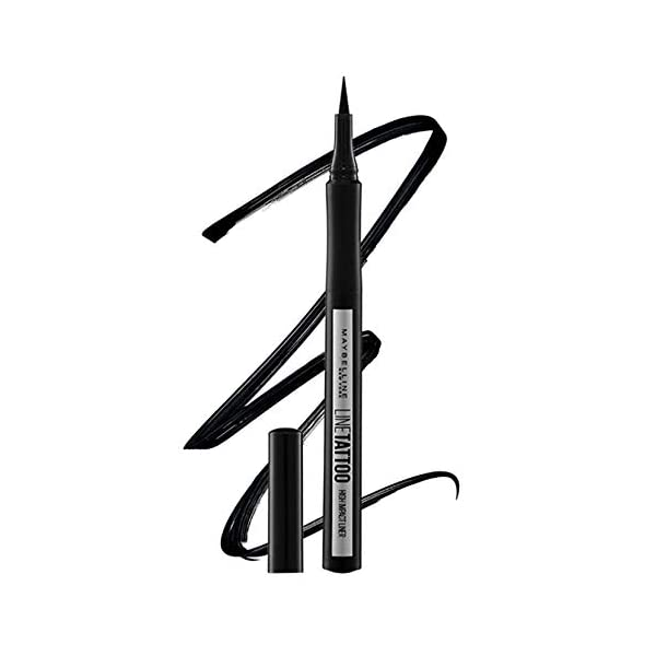 Maybelline New York Line Tattoo High Impact Liner Black, 1g