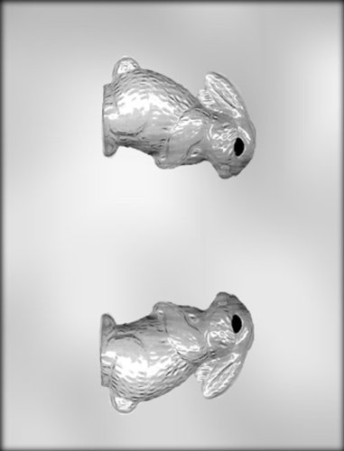 CK Products 3-3/8 Bunny 3-D Choc Mold