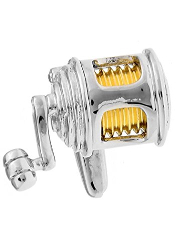 MRCUFF Fishing Cufflinks Presentation Polishing product image